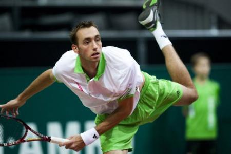 Nederlandse tennissers nog niet in actie