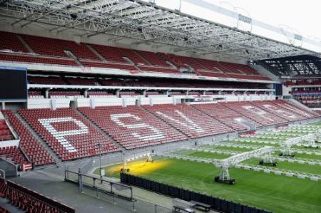 Eindhoven koopt grond PSV