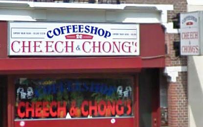 Coffeeshop Cheech & Chong's, Amsterdam