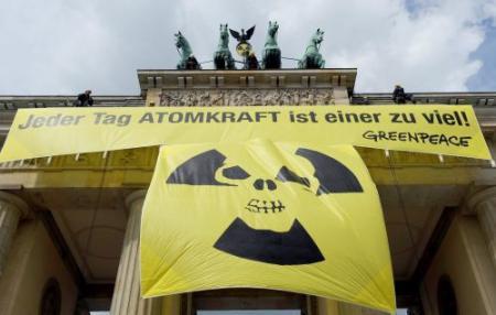 Duitsland stopt met kernenergie