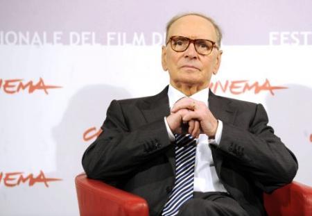 Ennio Morricone leidt jury filmfestival Rome