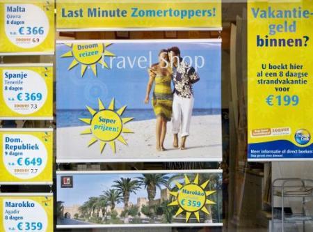 Vrouw beslist over vakantiegeld