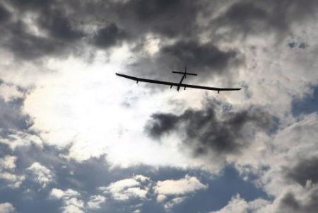 Solarvlucht naar Parijs afgebroken