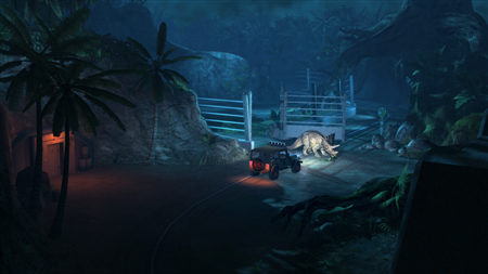 Jurassic Park: The Game biedt vertrouwde locaties