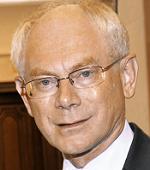 EU-president Herman van Rompuy