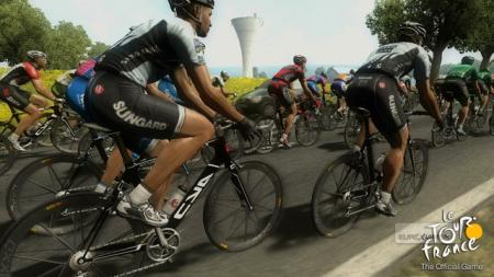 Tour The France