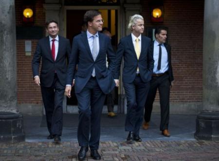 Meerderheid kiezers steunt beleid kabinet