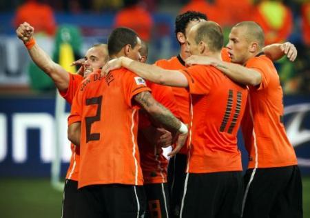 Nederland blijft tweede van de wereld
