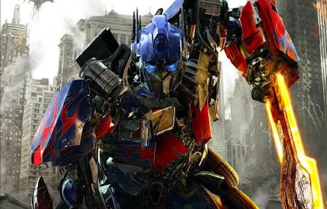 Transformers 3 in 3D bij je thuis