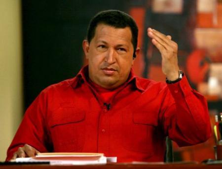 Tumor verwijderd bij Hugo Chávez