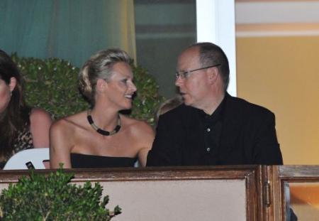 Prins Albert van Monaco getrouwd