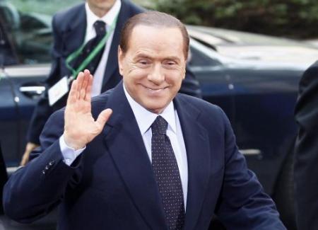 Berlusconi wil stoppen als leider Italië