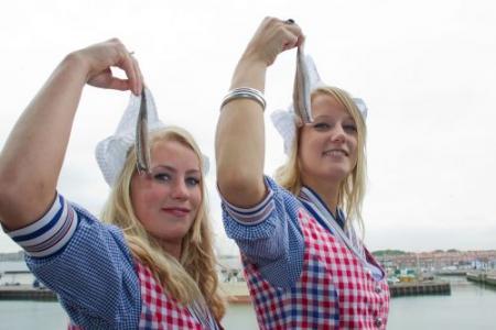 Haagse vishandel wint haringtest