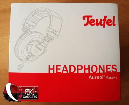 Hoofdtelefoon Aureol Massive