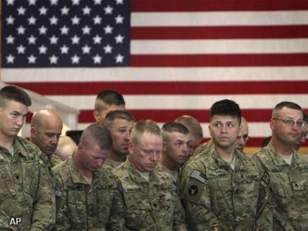 Amerikaanse militairen in Afghanistan
