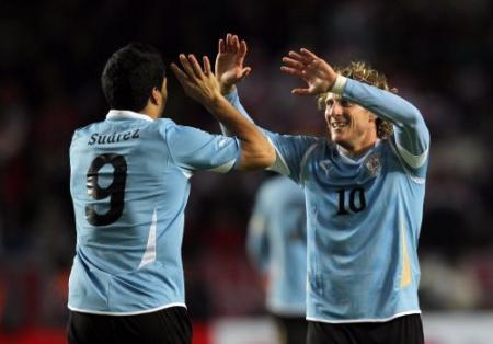 Uruguay naar finale Copa América