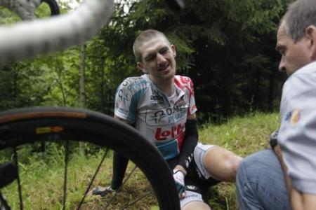 Van den Broeck krijgt groen licht voor Vuelta