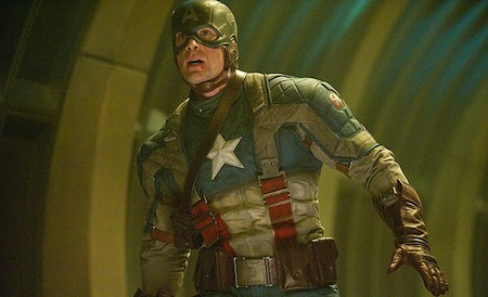 Captain America: The First Avenger: Captain America