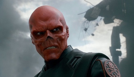 Captain America: The First Avenger: the Red Skull