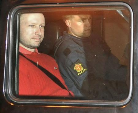 Breivik op z'n vroegst in 2012 voor rechter