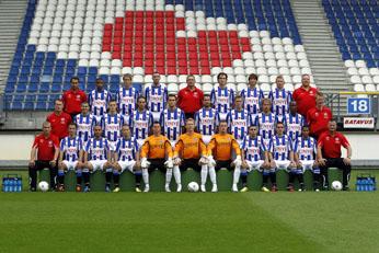 sc Heerenveen - selectie 2011/2012