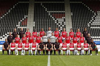 AZ - selectie 2011/2012