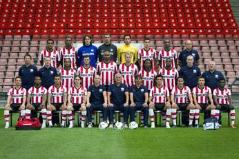 PAV - selectie 2011/2012