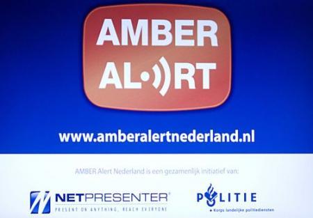 Amber Alert voor 14-jarige meisje