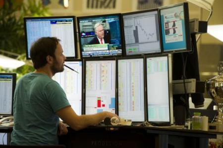 'Beleggers niet in paniek door koersval'