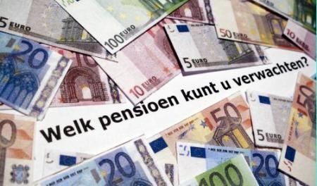 Pensioenfondsen in problemen door beurskoers