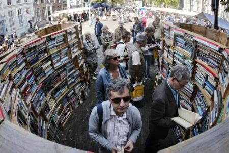 Boekenmarkt Deventer blijft in trek