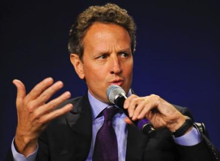 Geithner: Amerikaanse leningen veilig