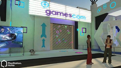 Gamescom Home