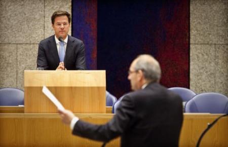 Kamerleden kritisch over leiderschap Rutte