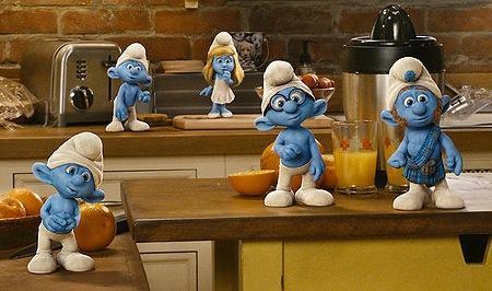 The Smurfs: Smurfen in de keuken