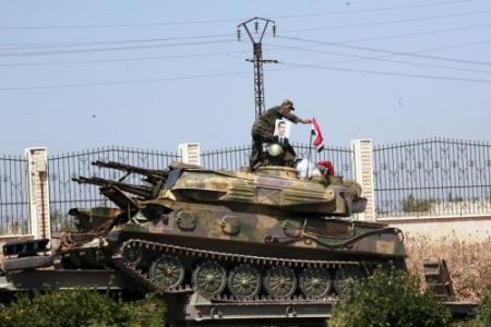 Dodental Syrië naar 2200