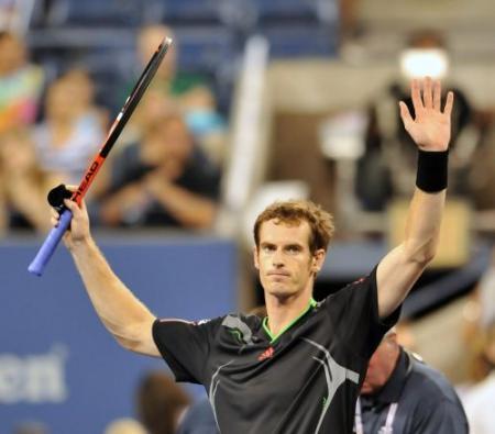 Murray naar vierde ronde US Open