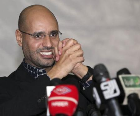 'Scotland Yard beschermde Saif al-Islam'