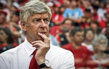 Schorsing Wenger blijft gehandhaafd