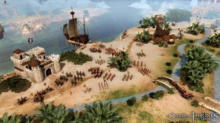 A Game of Thrones: Genesis - screenshot