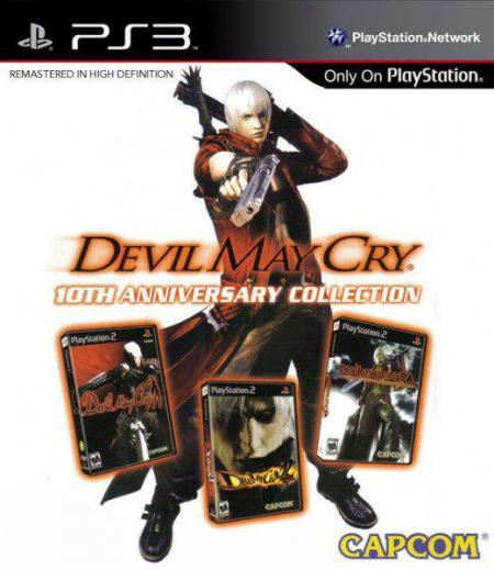 Devil May Cry HD Collection?