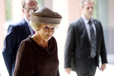 Koningin is te volgen via mobiele telefoon