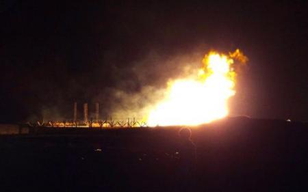 Pijpleiding van Egypte naar Israël ontploft
