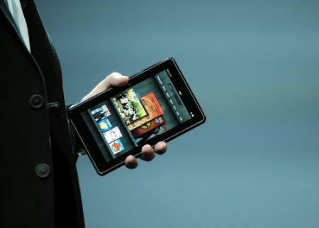 Amazon gaat strijd aan met iPad van Apple