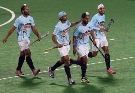 Hockeyers India mogelijk verbannen van Spelen