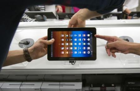 Australië verbiedt verkoop Samsung Galaxy Tab