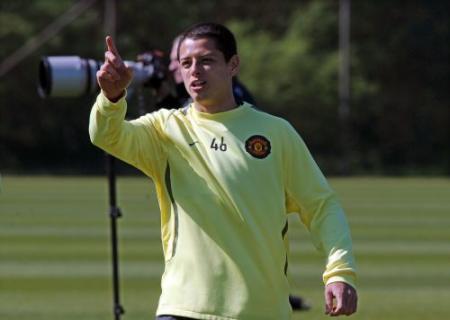 Hernandez nog 5 jaar bij Manchester Unitd
