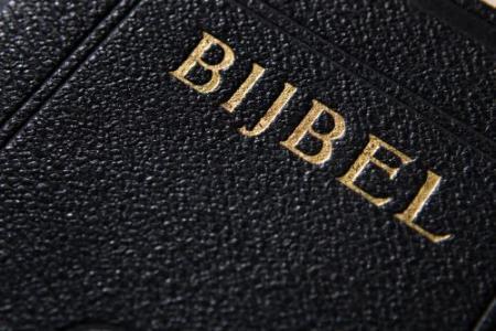Heel weekeinde non-stop bijbellezen