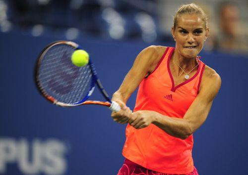 Tennisster Schoofs maakt flinke sprong