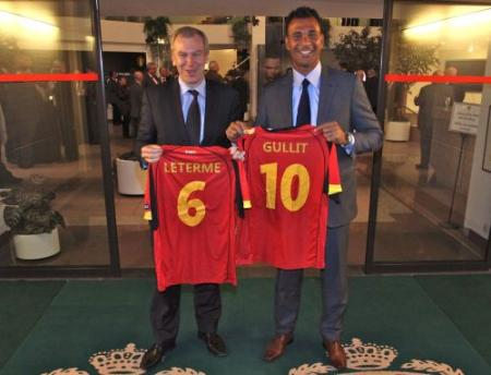Gullit erelid Belgische voetbalbond